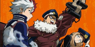 My Hero Academia Season 4 Reveals New Art for Blu-ray DVD Release