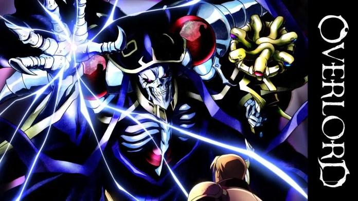 Overlord anime