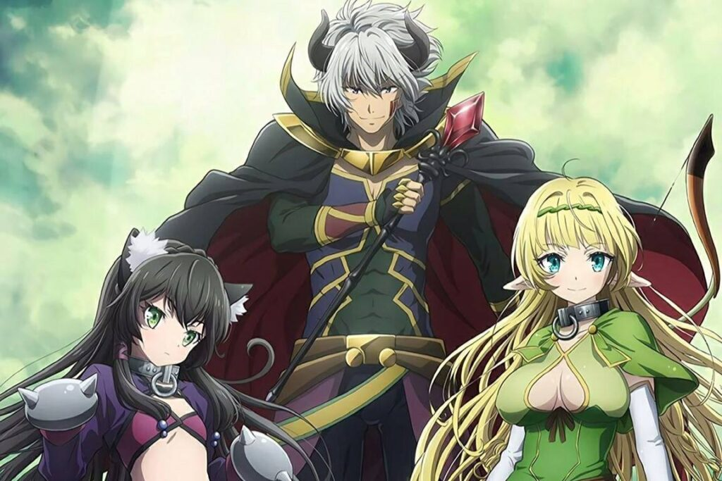 How not to Summon a Demon Lord anime