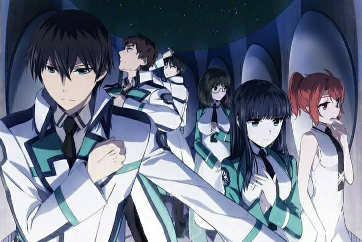 The Irregular at Magic High School anime