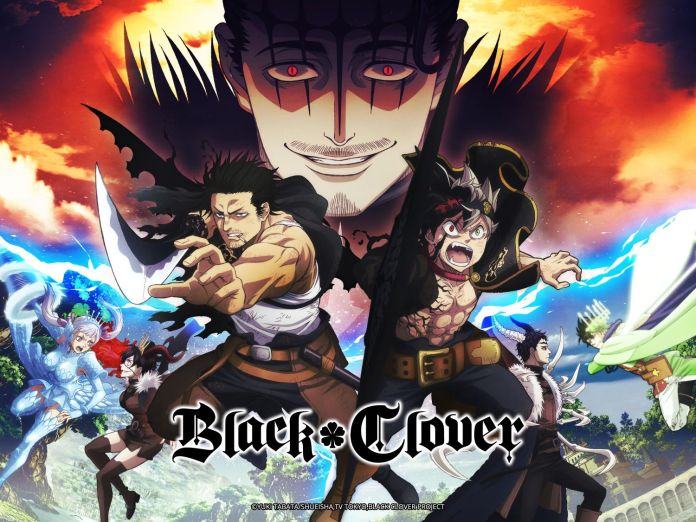 black clover episode 160