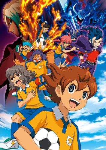 Inazuma Eleven Go Saison 1 : inazuma, eleven, saison, Inazuma, Eleven, Anime, Network