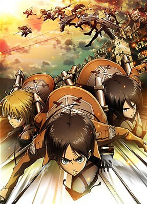 Shingeki No Kyojin Saison 3 Episode 10 Vostfr : shingeki, kyojin, saison, episode, vostfr, Attack, Titan, Anime, Network