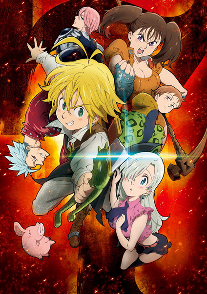 Nanatsu No Taizai Season 2 Episode 17 : nanatsu, taizai, season, episode, Seven, Deadly, Anime, Network