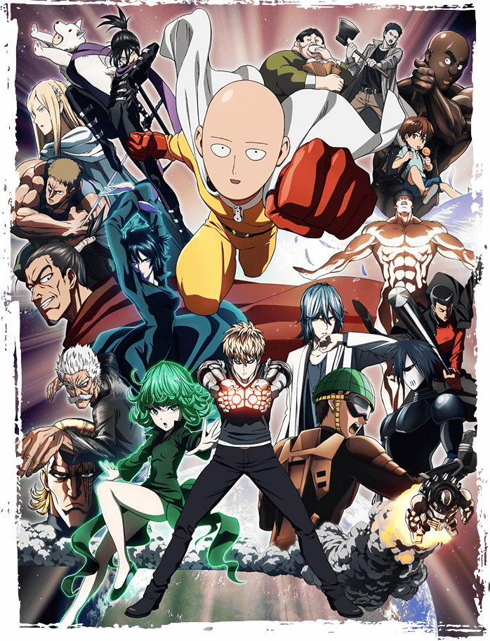 One Punch Man Episode 2 : punch, episode, Punch, Anime, Network