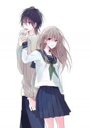 That Wolf Boy is Mine! manga Anime News Network