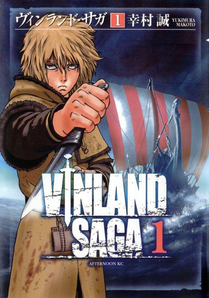 comic vinland saga volume 1