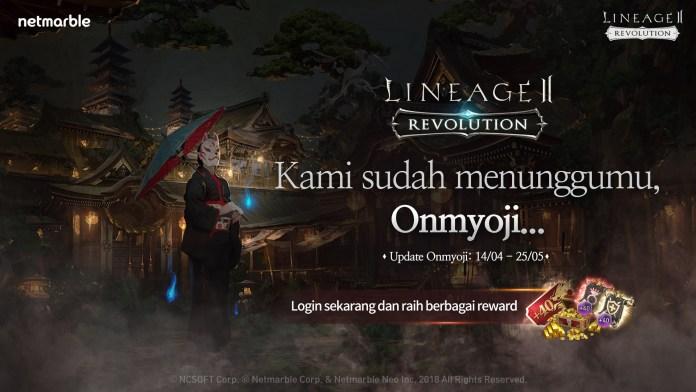 """[lineage2 revolution] yokai valley kembali sebagai """"event onmyoji"""" dalam update mendebarkan terbaru"""