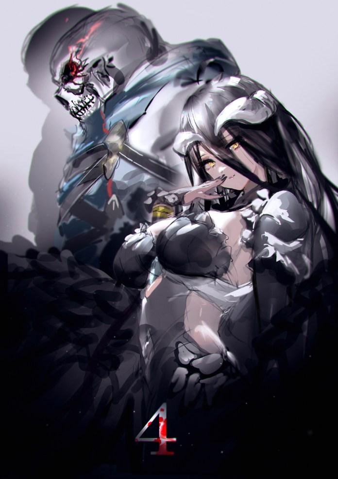 overlord 4 fan illustration by soubin