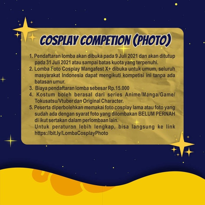 mangafest x+ cosplay competition 2