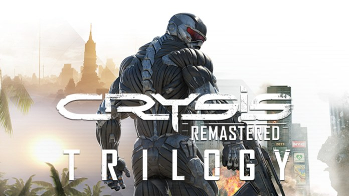 crysis rematstered trilogy