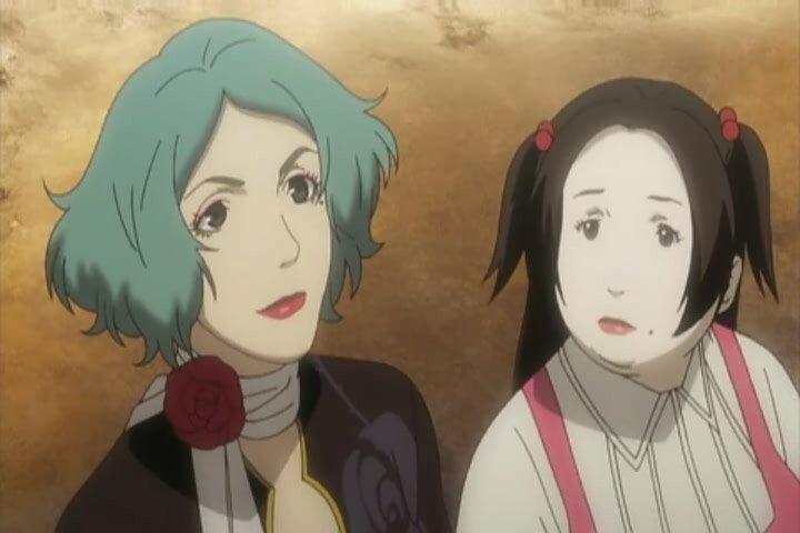 オカマの二人が良い「シャングリ・ラ 」をアニメを見始めたおっさんが見てみた!【レビュー・感想・評価★★☆☆☆】 #シャングリラ