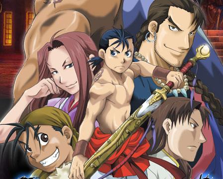 「獣神演武 HERO TALES」をアニメを見始めたおっさんが見てみた!【感想・レビュー・評価★☆☆☆☆】 #獣神演武