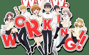 【★★★☆☆】「WWW.WORKING!!」をアニメを見始めたおっさんが見てみた!【評価・感想・レビュー】 #