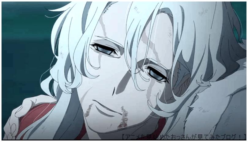 兄のミハエルが死ぬシーンの目の色の変化と表情がもうね! それは良過ぎる描写やろ!って思わずにはいられなかったです。 【★★★☆☆】「天狼 Sirius the Jaeger(シリウス)」をアニメを見始めたおっさんが見てみた!【評価・レビュー・感想】 #天狼 #sirius_anime #シリウス