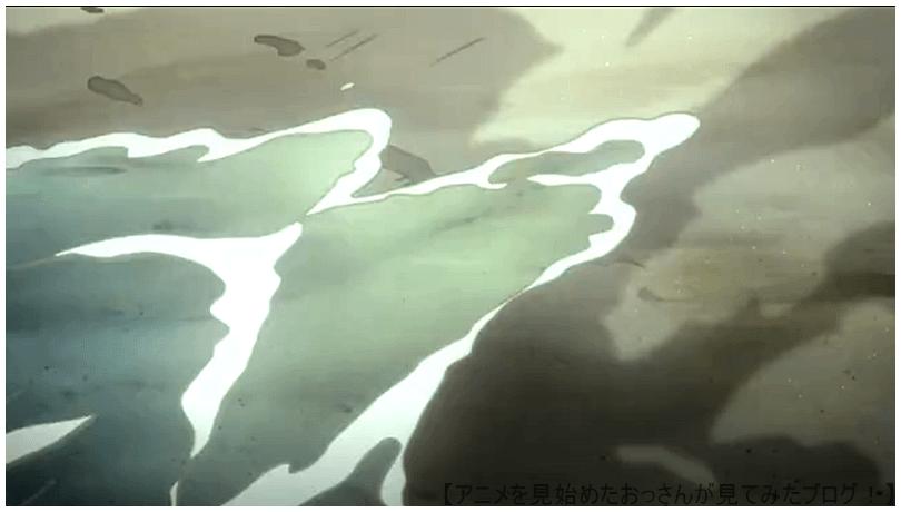 海水で流れる足跡91Days アニメ の意味深なラスト 【素晴らしく良い!】「91Days」をアニメを見始めたおっさんが見てみた!【評価・レビュー・感想★★★★★】 #91デイズ #91Days #イケボ #声優