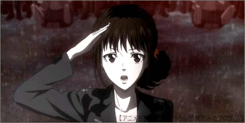 PSYCHO-PASS サイコパス アニメ は最後の描き方も素晴らしい!!!最初と最後の演出の比較!  【素晴らしい】「PSYCHO-PASS サイコパス」をアニメを見始めたおっさんが見てみた!【評価・レビュー・感想★★★★★】 #PSYCHOPASS #サイコパス #pp_anime