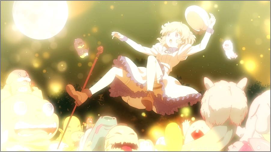 虚構推理 のアニメ は琴子が可愛すぎる!!カワイイ!!