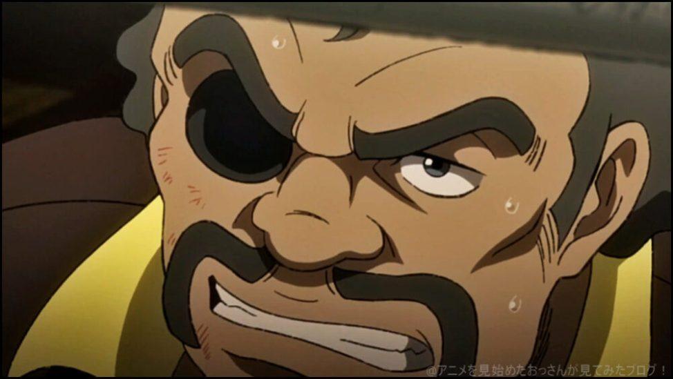 南部贋作(なんぶ がんさく) 声 - 斎藤志郎【つまらない】「メガロボクス」をアニメを見始めたおっさんが見てみた!声優が良いけどね!【評価・レビュー・感想★★☆☆☆】 #メガロボクス #MEGALOBOX #あしたのジョー