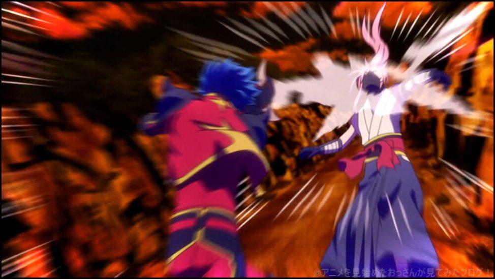 アダムとのスケボーレース(物理攻撃)【面白い】「SK∞ エスケーエイト SK8」をアニメを見始めたおっさんが見てみた!【評価・レビュー・感想★★★★☆】 #sk_8 #エスケーエイト #SK8