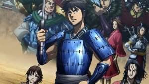انمي Kingdom الحلقة 22 الموسم 3