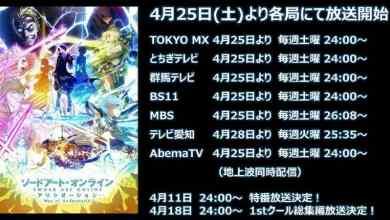 Photo of Sword Art Online: Alicization – War of Underworld Bagian Ke-2 Akan Tayang Pada 25 April