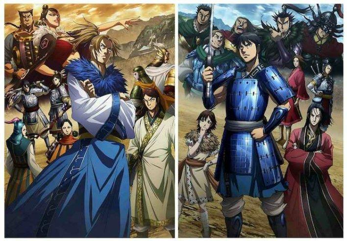 Kingdom season 3 anime Indonesia