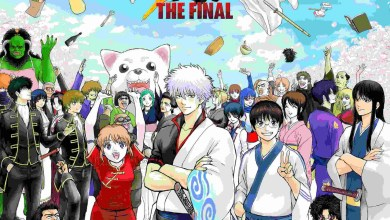 Photo of Gintama The Final Movie Akan Mengangkat Cerita Akhir dari Manga