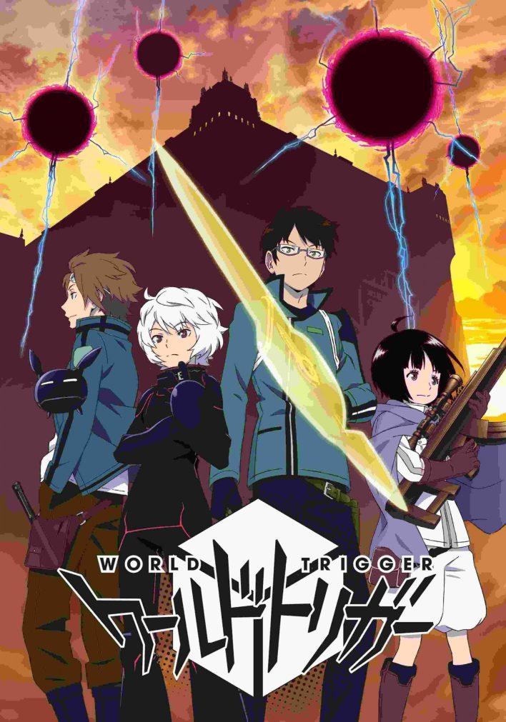 World Trigger Season 2 sub Indonesia