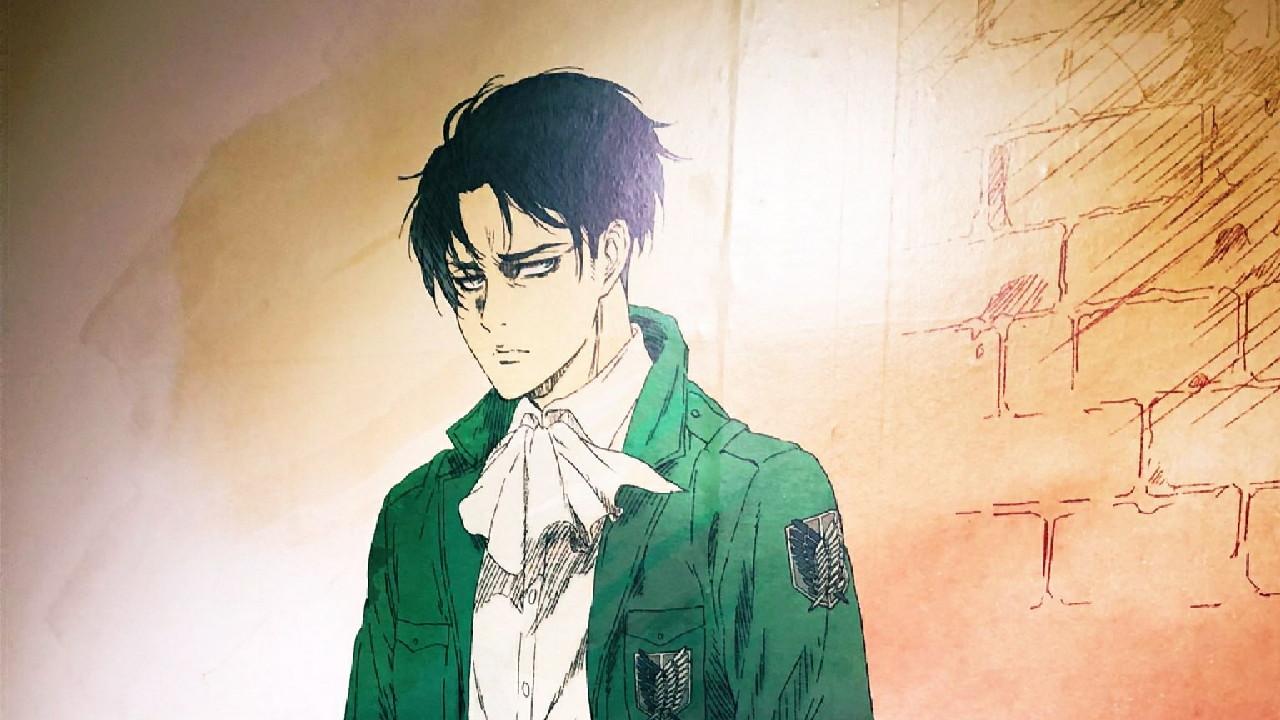 Attack On Titan Season 4 Akan Tersedia Di Netflix Indonesia Desain Karakter Anime Juga Terungkap Anime Saku