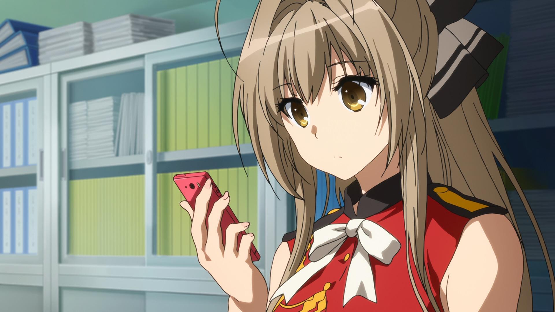 Amagi Brilliant Park OVA Media Review Episode 14  Anime Solution