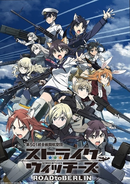 Assistir Strike Witches: Road to Berlin  Todos os Episódios  Online Completo
