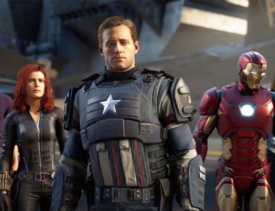 E3 2019: Square Enix Debuts Avengers Game Footage - Anime ...