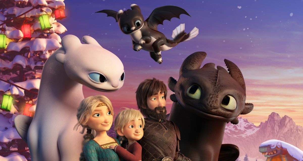 How To Train Your Dragon Homecoming Holiday Special To Air On Nbc December 3 2019 Anime Superhero News