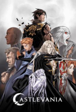 انمي Castlevania season 4 الحلقة 10 والاخيرة مترجمة اون لاين