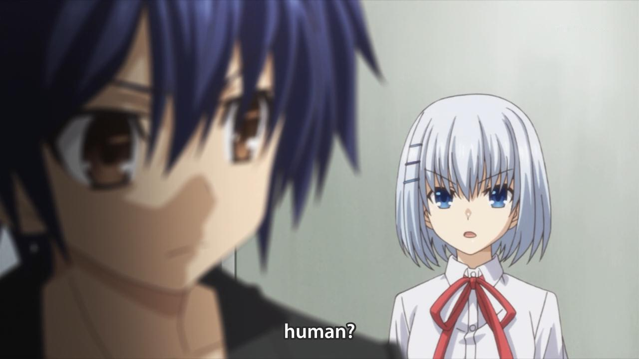 first look  date a live ii ep 1