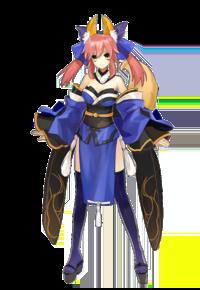 Caster_(Fate_Extra) chiwa saito