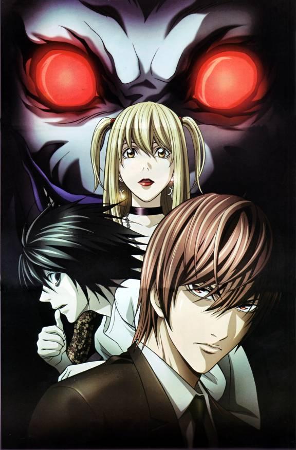 Mort De L Death Note : death, Fledged, Appraisal, Death, ANIMETROPOLIS