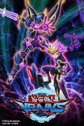Crunchyroll add Yu-Gi-Oh! VRAINS & Senran Kagura: Ninja Flash for UK