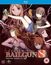A Certain Scientific Railgun S Review