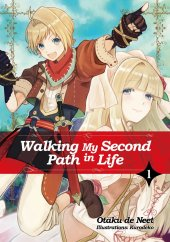 Light Novel series Walking My Second Path in Life is coming to J-Novel Club!