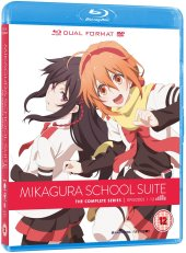 Mikagura School Suite – The Complete Series Review