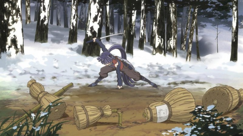 Log Horizon Screen 4