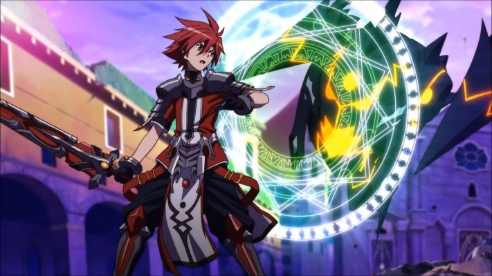 Lord Knight: Elsword