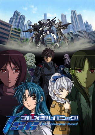 Full Metal Panic! The Second Raid BD