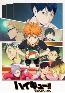 Haikyuu!! Second Season BD