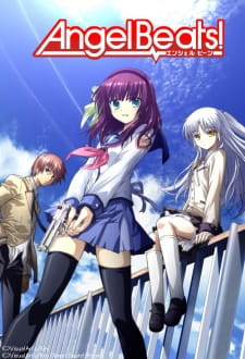Angel Beats! BD