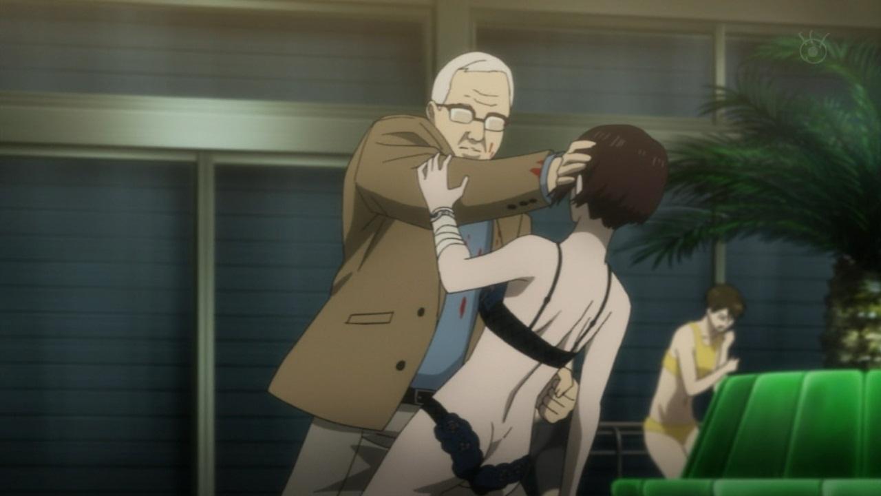 Criminal Girls 2 Wallpaper Psycho Pass Season 2 Episode 1 32 Background Wallpaper