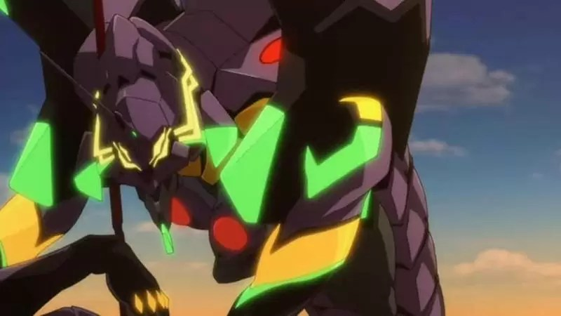 Evangelion 3 + 1 Thrice Upon a Time