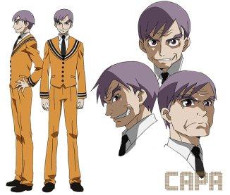 Capa (CV: Tsuda Kenjiro)